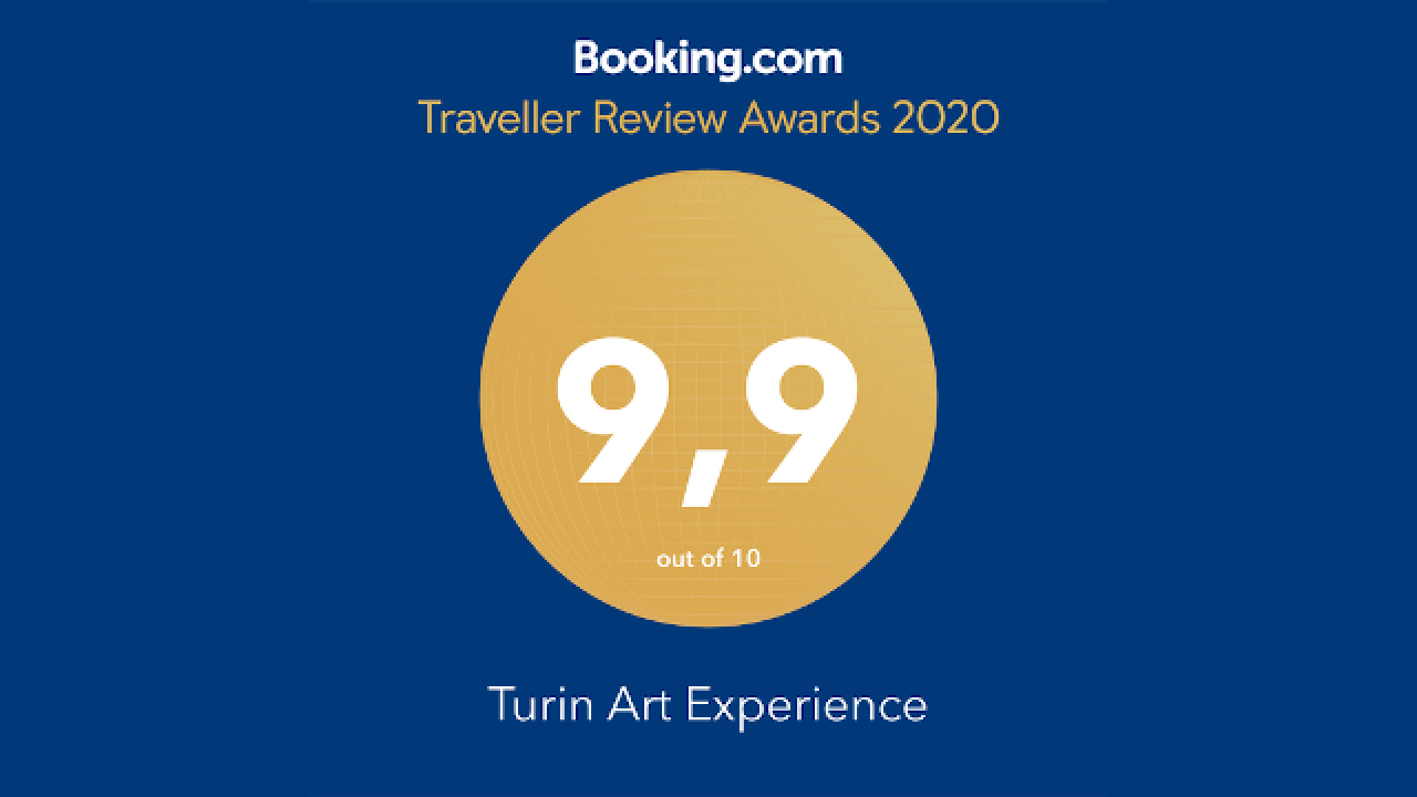 Booking.com Traveller Review Award